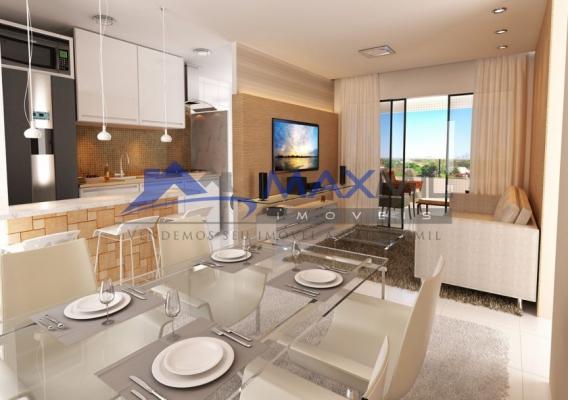 Apartamento Novo no bairro Nova Betânea